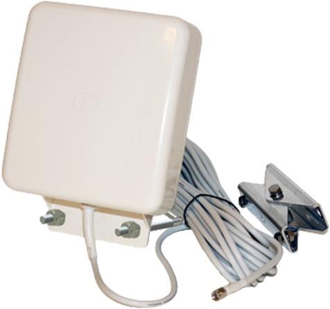 Suunta-antenni, koteloitu, 10 m kaapeli, SMA-urosliitin | Elisa Yrityksille