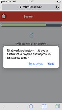 Näin otat käyttöön Elisa Mobiili Tuki -palvelun   Elisa
