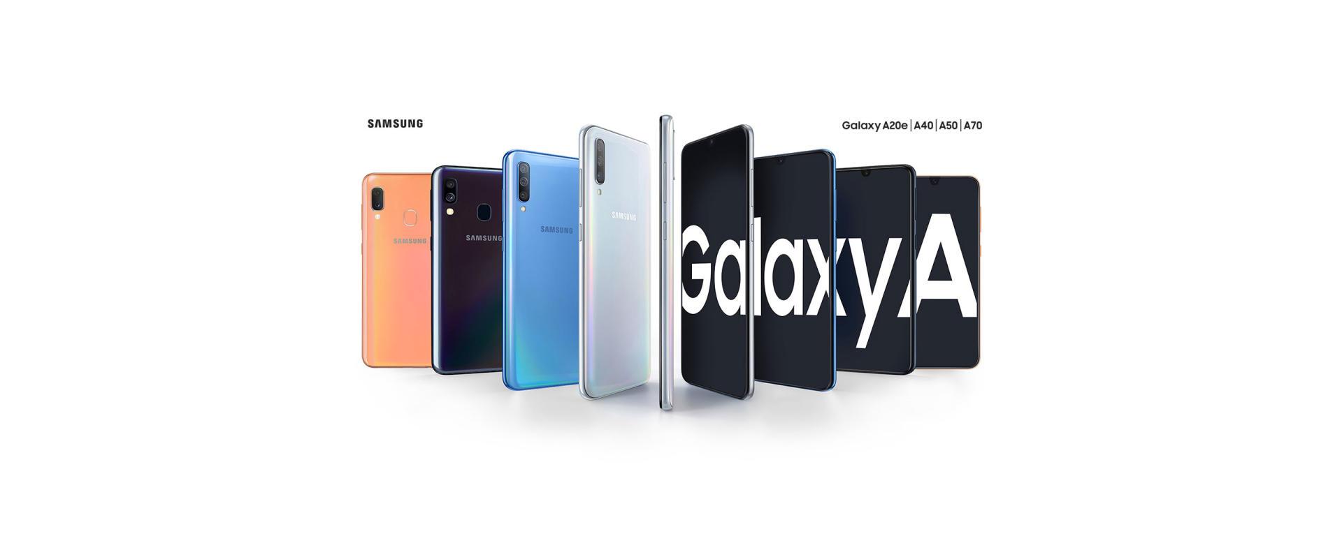 Samsung A Sarja