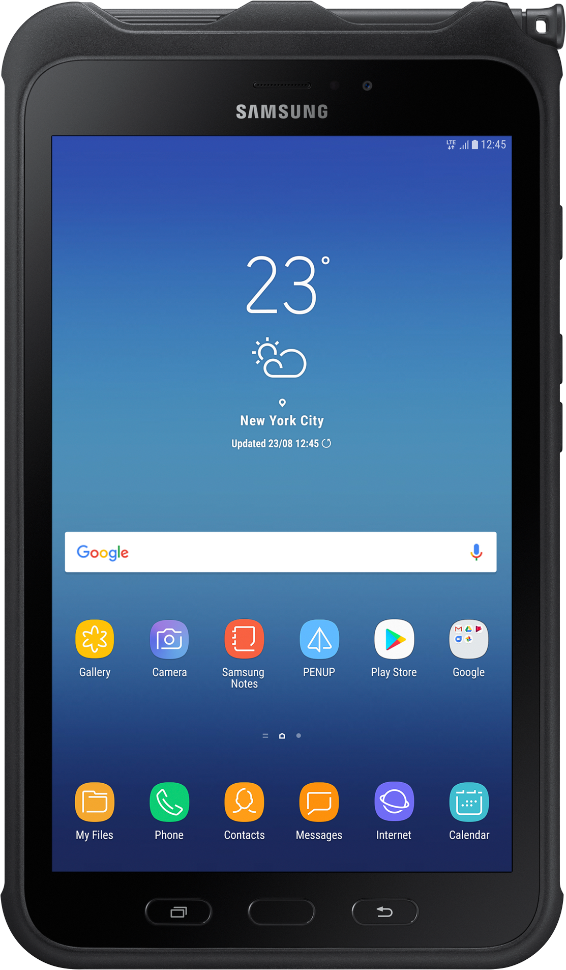 Samsung Galaxy Tab Active 2 8 tablet (4G LTE) Tabletit ja