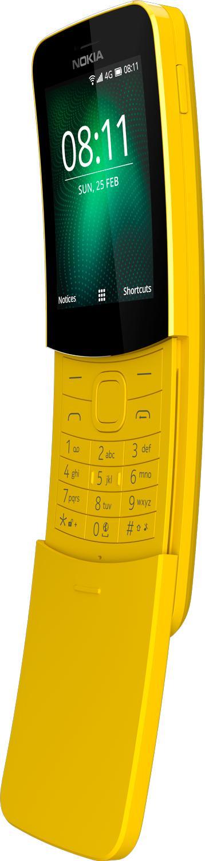 Nokia 8110 4G DS - Elisa - Verkkokauppa